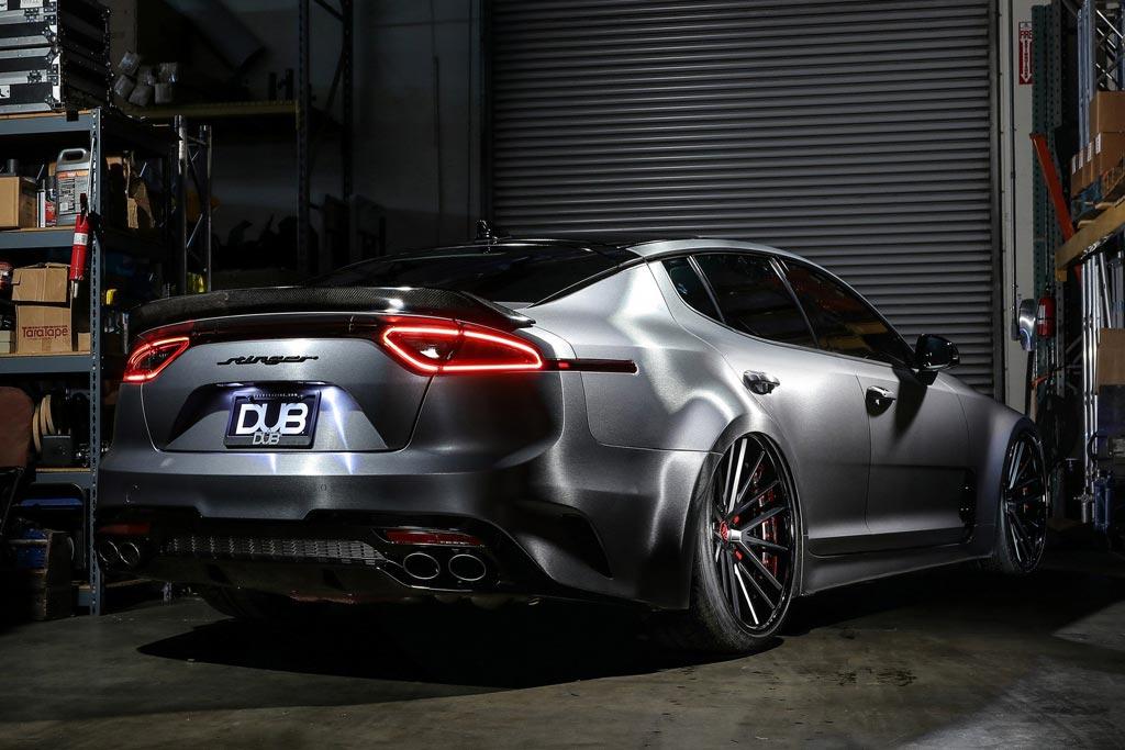 DUB Stinger GT