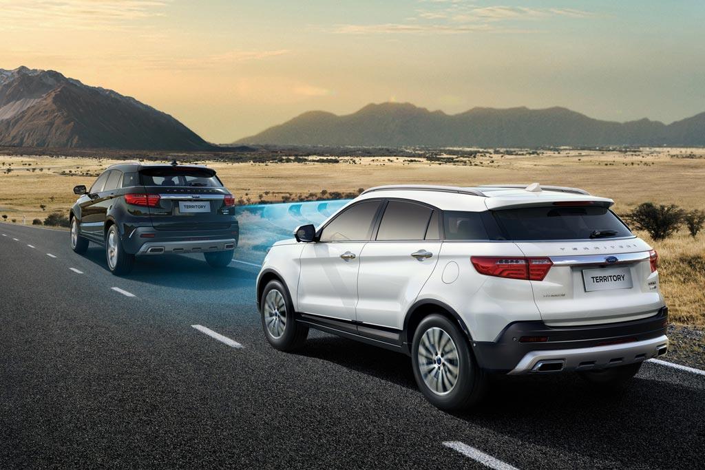 Ford Territory 2019 в новом кузове