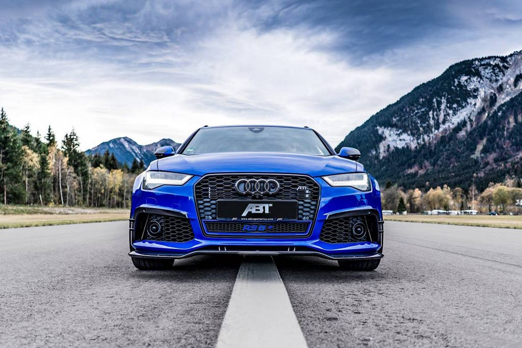 ABT RS6+ Nogaro Edition