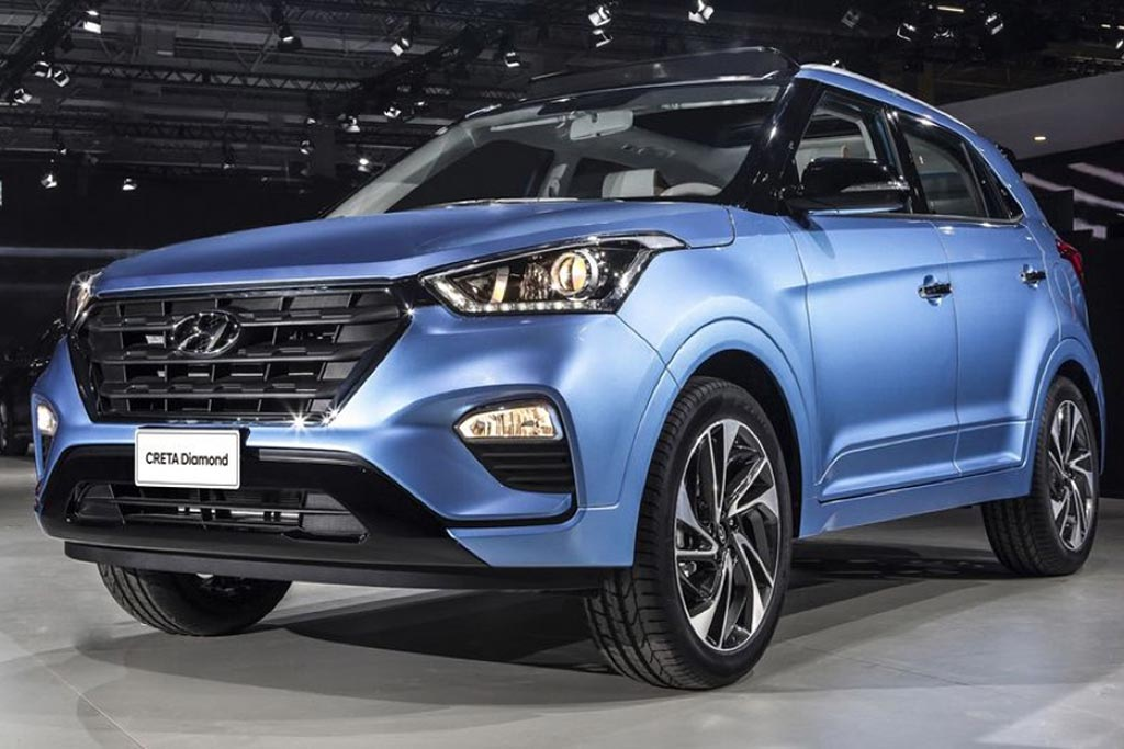 Hyundai Creta Diamond