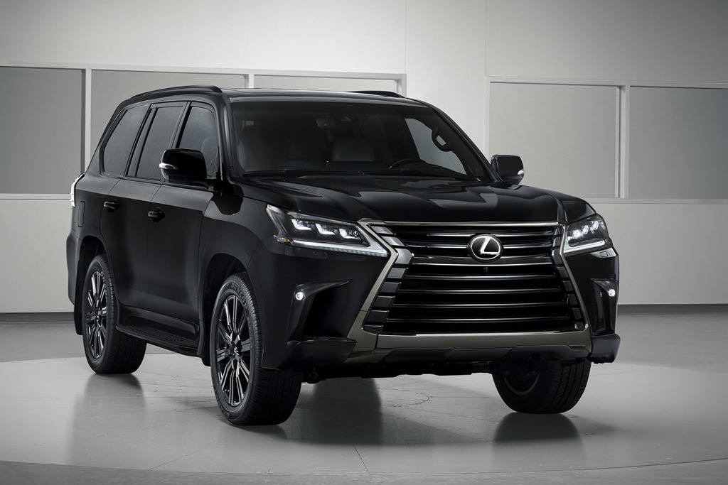 Lexus LX Instipartion