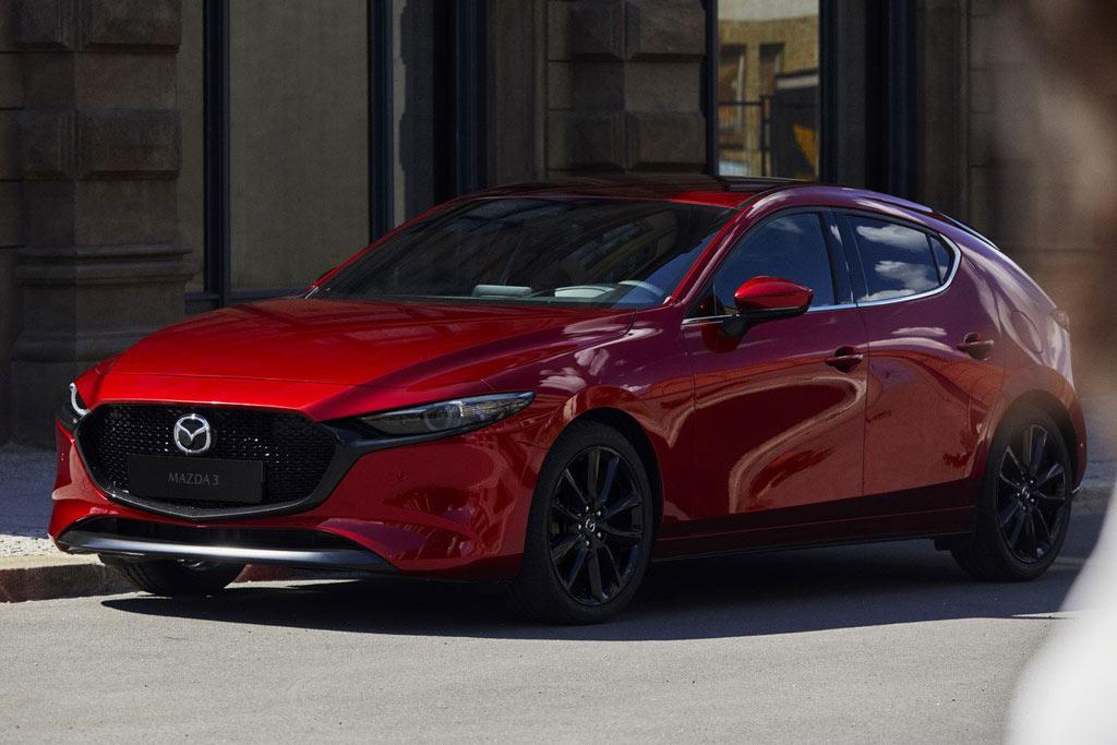 Новая Mazda 3 2019: цена, фото, комплектации и характеристики, старт продаж в России
