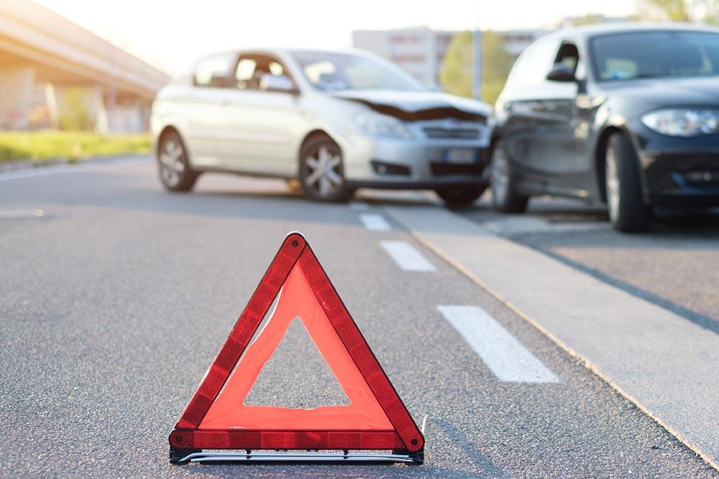 Что делать, если попал в аварию: порядок действий при ДТП