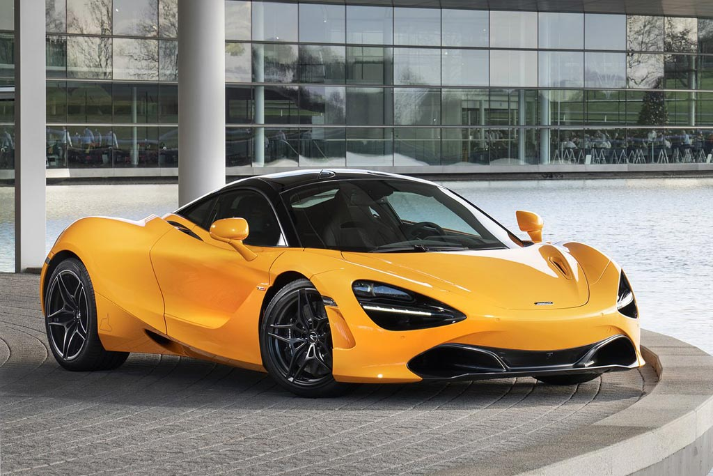 McLaren 720S Spa 68 Collection