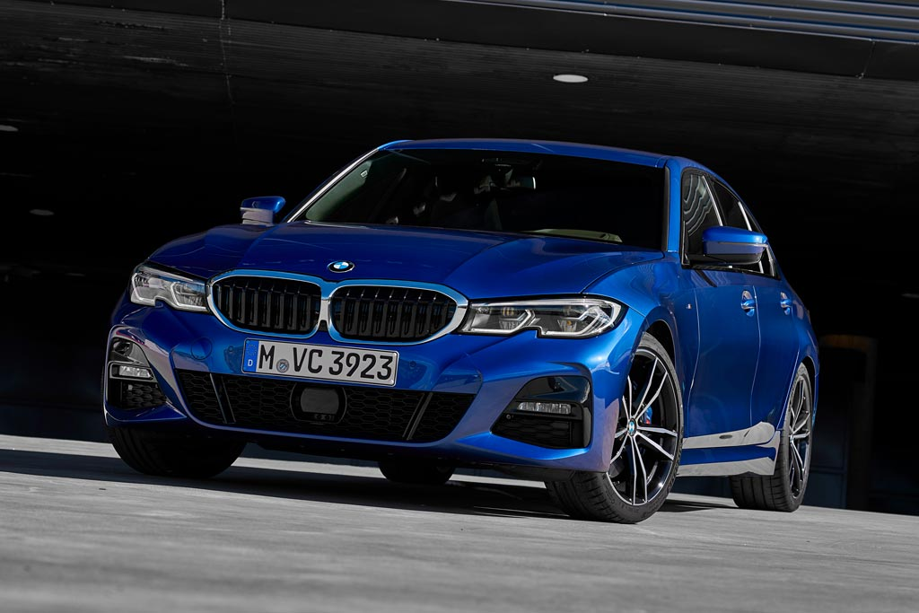 BMW 3-серии G20