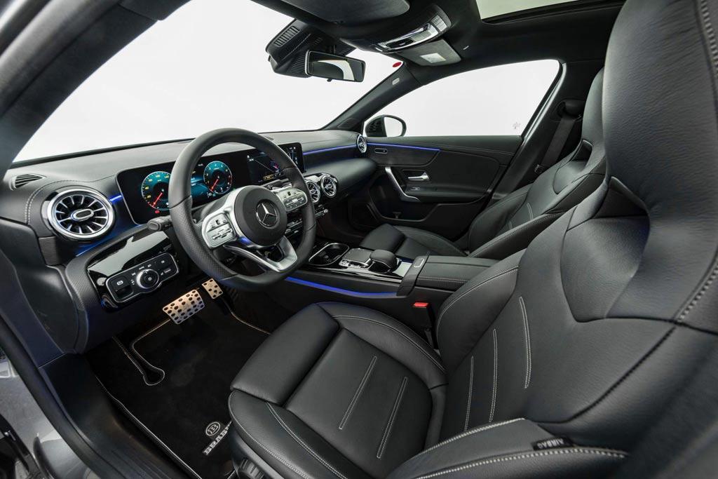 Brabus Mercedes A 250