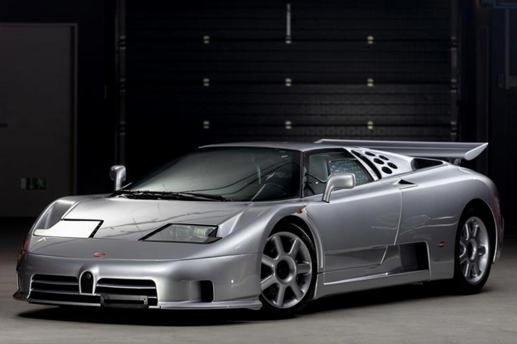 Bugatti EB110 SS 1994