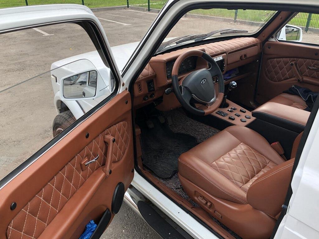 ВАЗ-2131 Lexus Urban