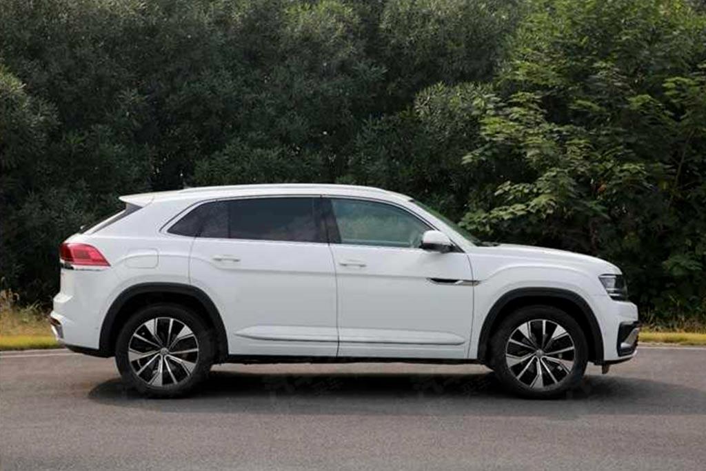 Volkswagen Teramont Coupe