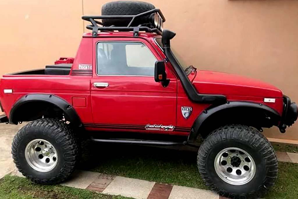 Тюнинг моделей Lada: что с ними творят иностранцы?
