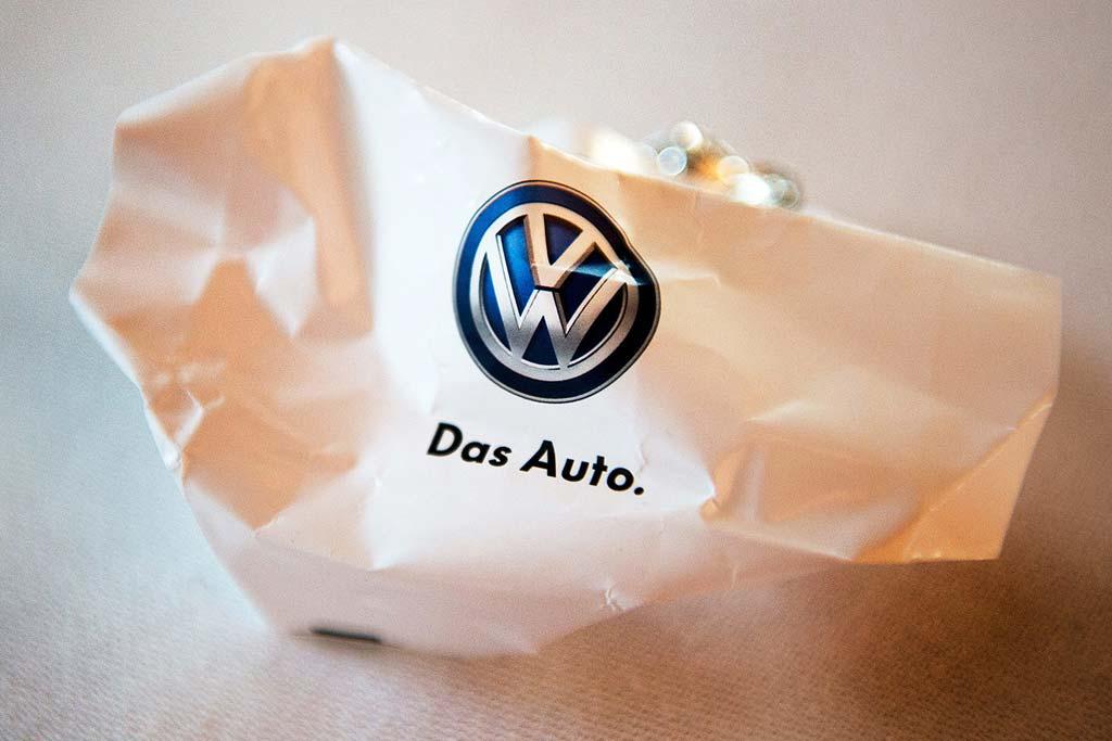 Volkswagen вновь в центре скандала: махинации с продажами