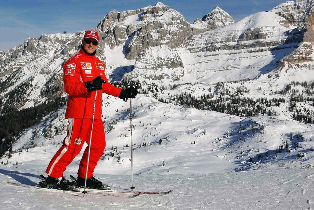 Появились новости о состоянии Михаэля Шумахера: наконец что-то хорошее