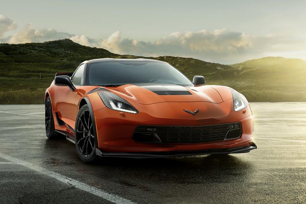 Corvette C7 Final Edition