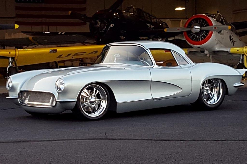 Рестомод Corvette 1962