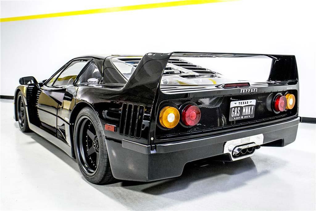 Ferrari F40 от Gas Monkey