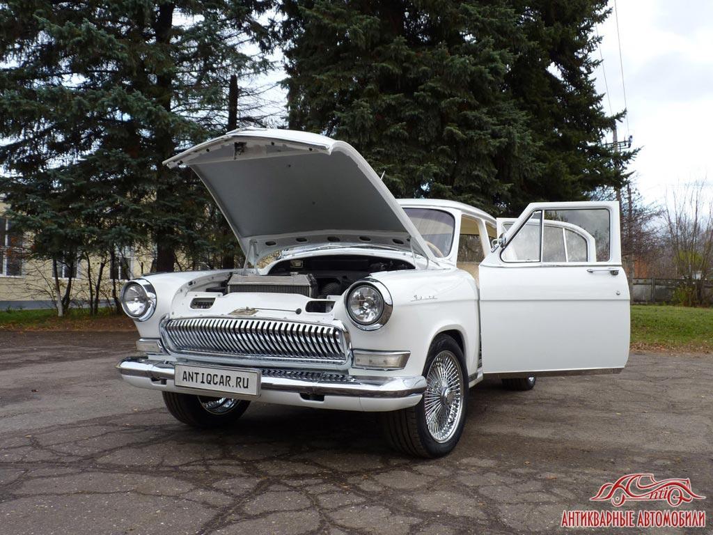 ГАЗ 21 с мотором V8