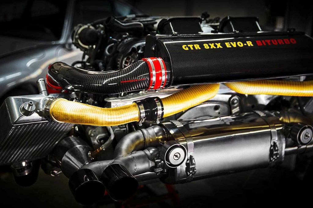 Gemballa GTR 8XX EvoR BiTurbo