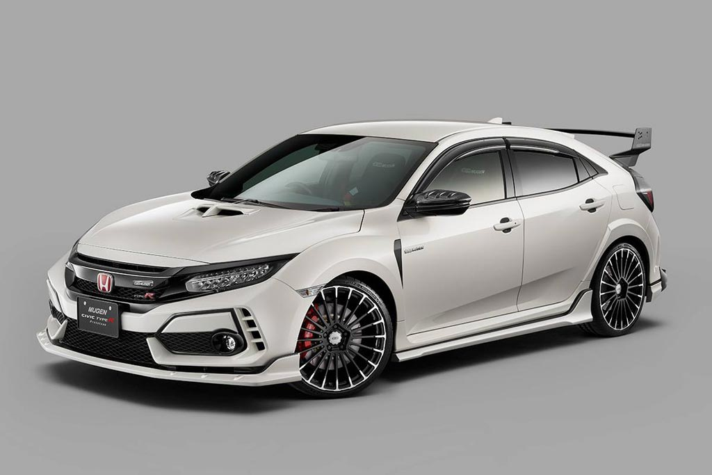 Mugen Civic Type R