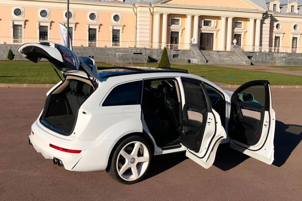 Audi Q7 PPI Design