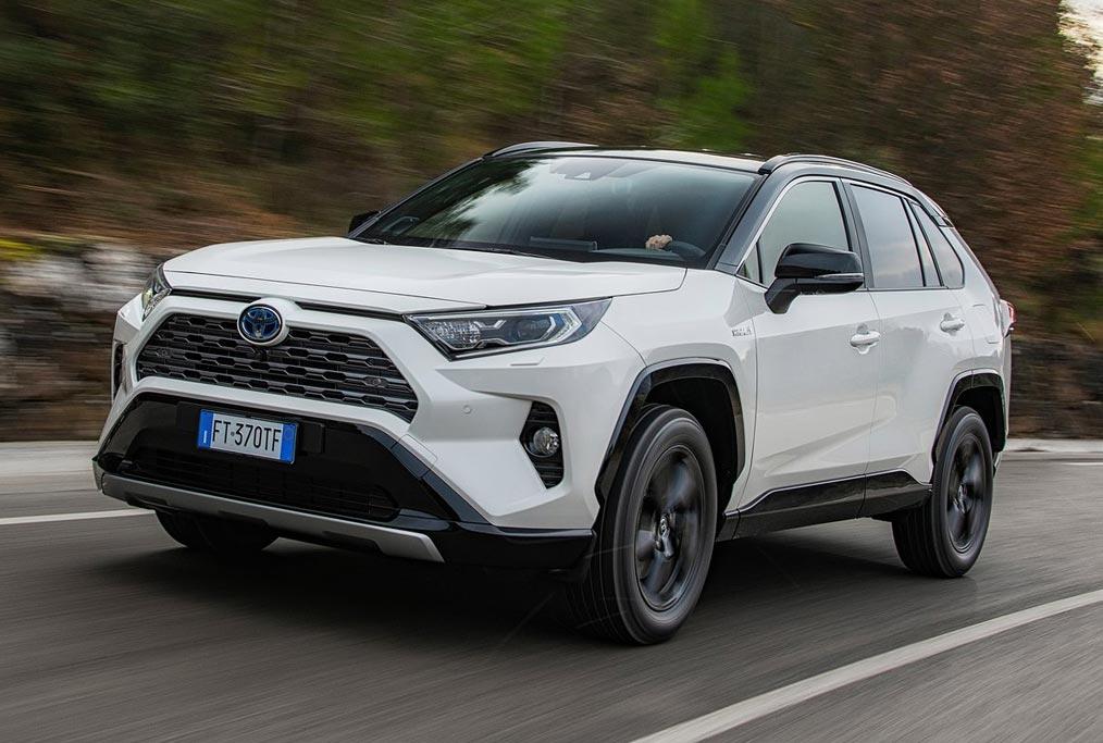 Какие новинки приготовила Toyota для России в 2019 году