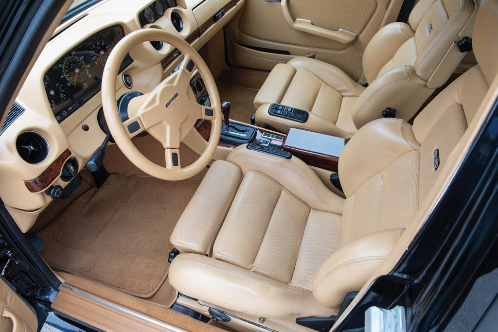 Mercedes 500 TE AMG 1979