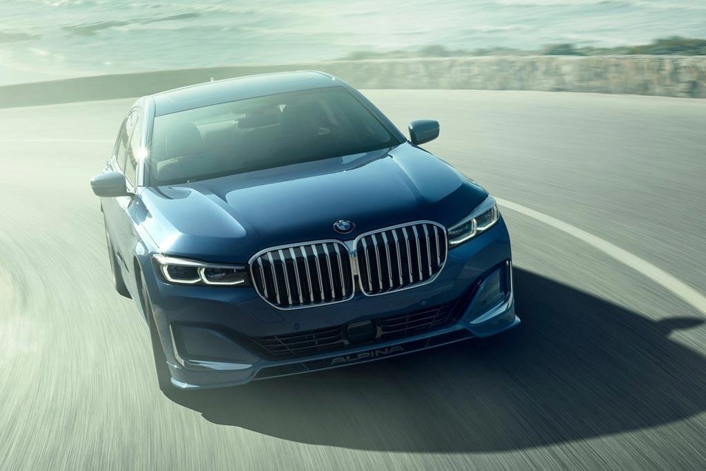 BMW Alpina B7 2019