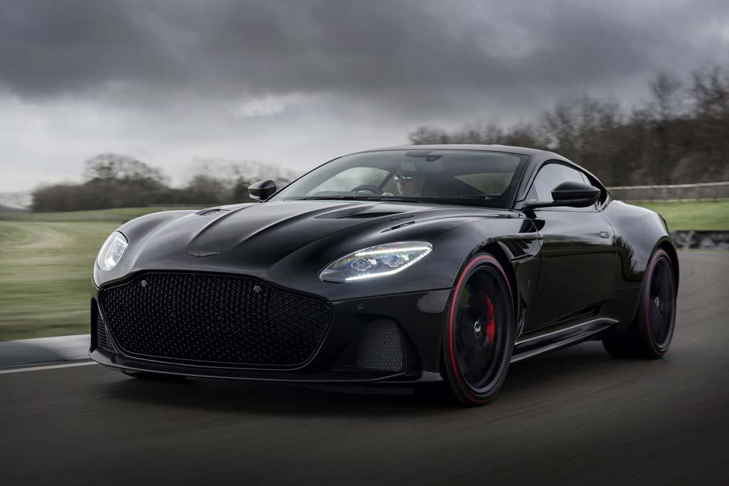Aston Martin DBS Superleggera TAG Heuer