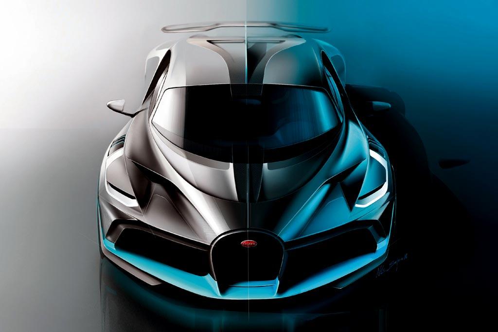 Bugatti за €16 млн: компания готовит эксклюзивную модель
