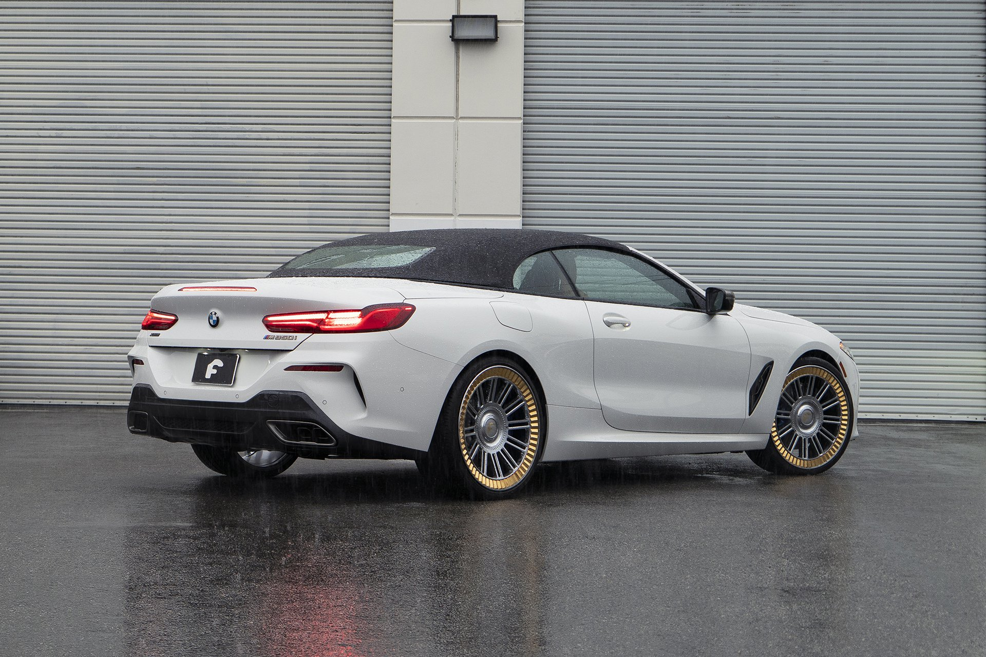 Forgiato BMW 8 Convertible