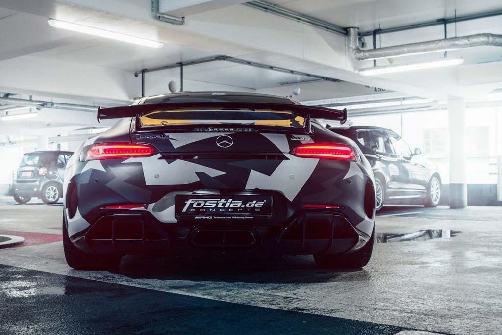 Fostla AMG GT R