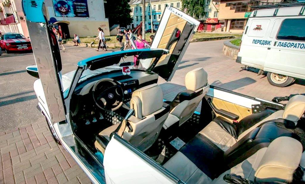 Кабриолет ГАЗ-21
