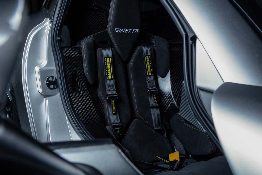 Дорожный суперкар от Ginetta: новая модель впервые за 26 лет