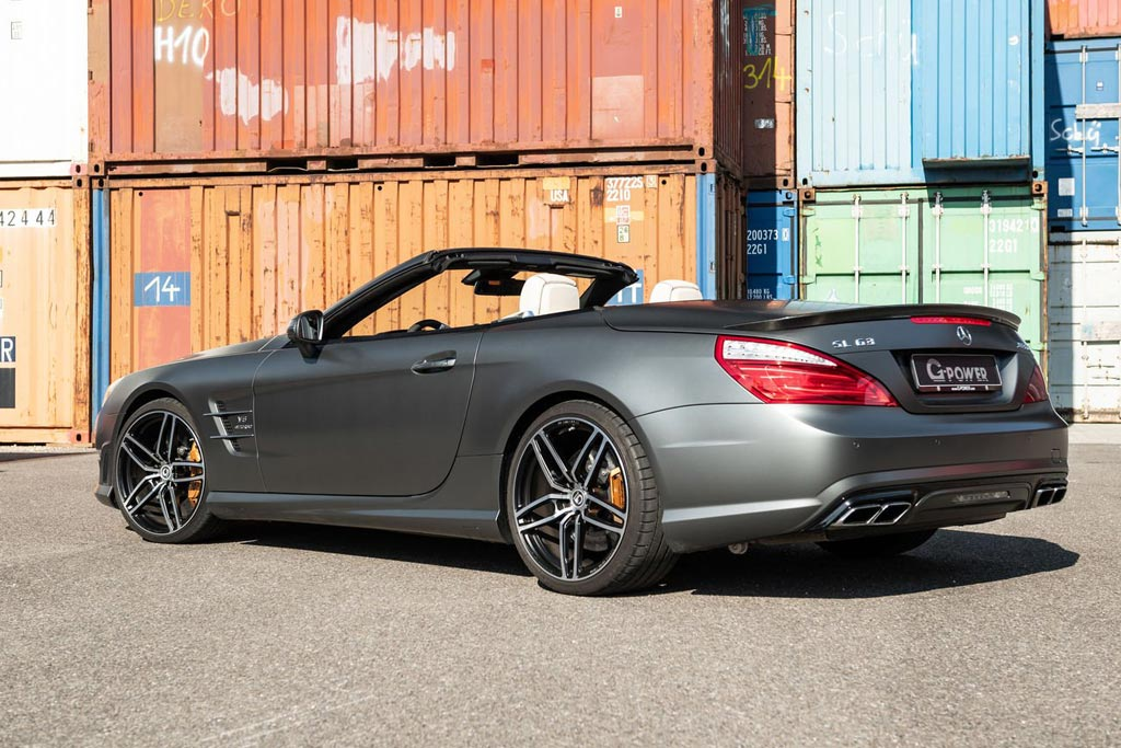 G-Power SL 63