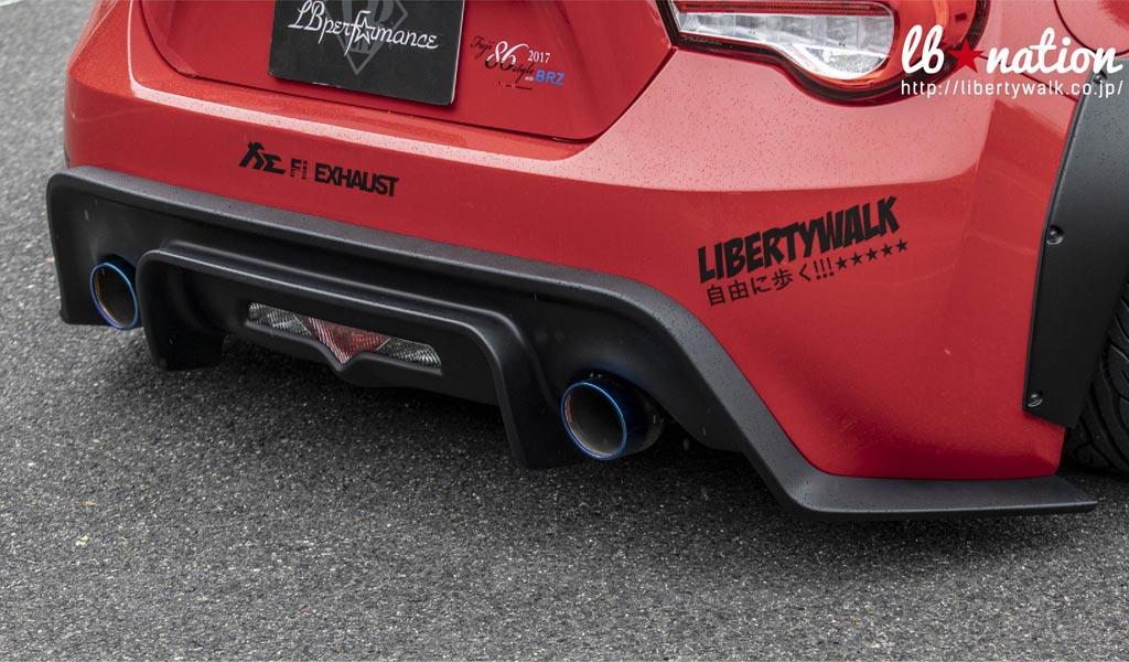 Liberty Walk GT86