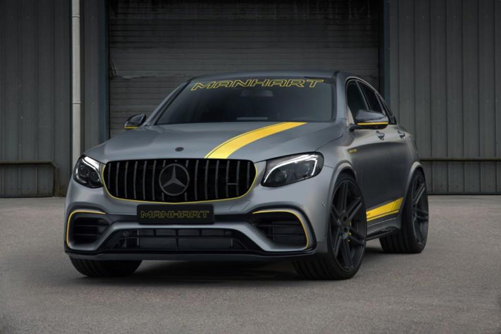 Manhart GLC 63 Coupe
