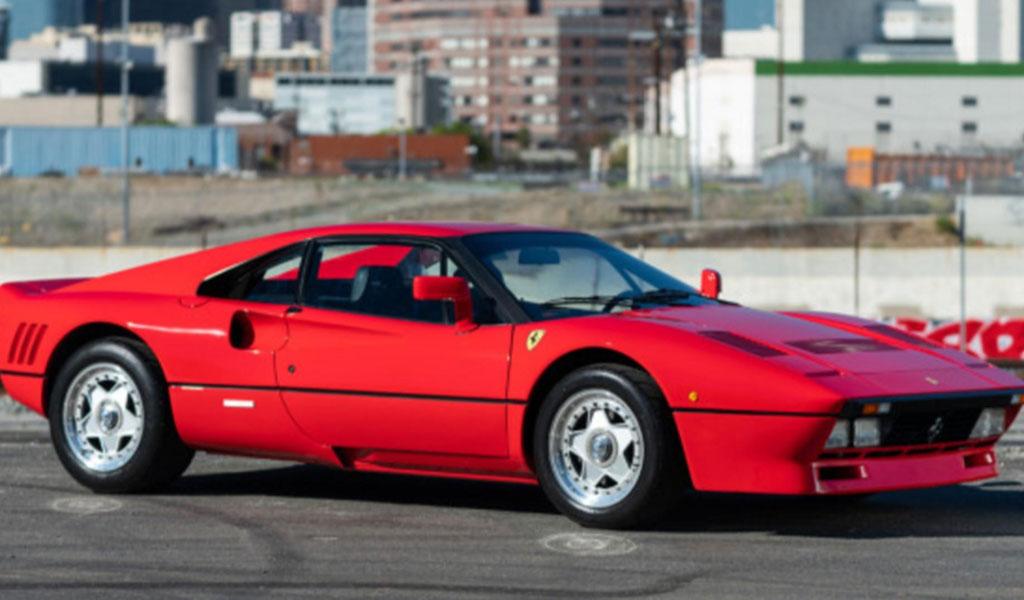 Ferrari 288 GTO Coupe 1985