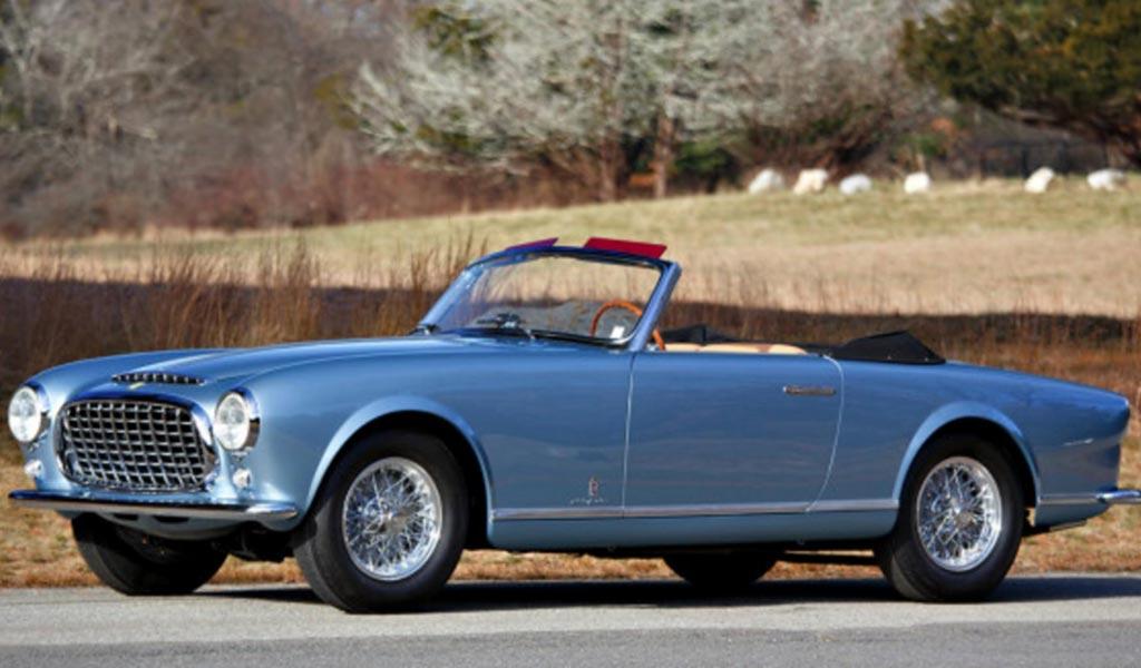Ferrari 212 Europa Coupe 1952