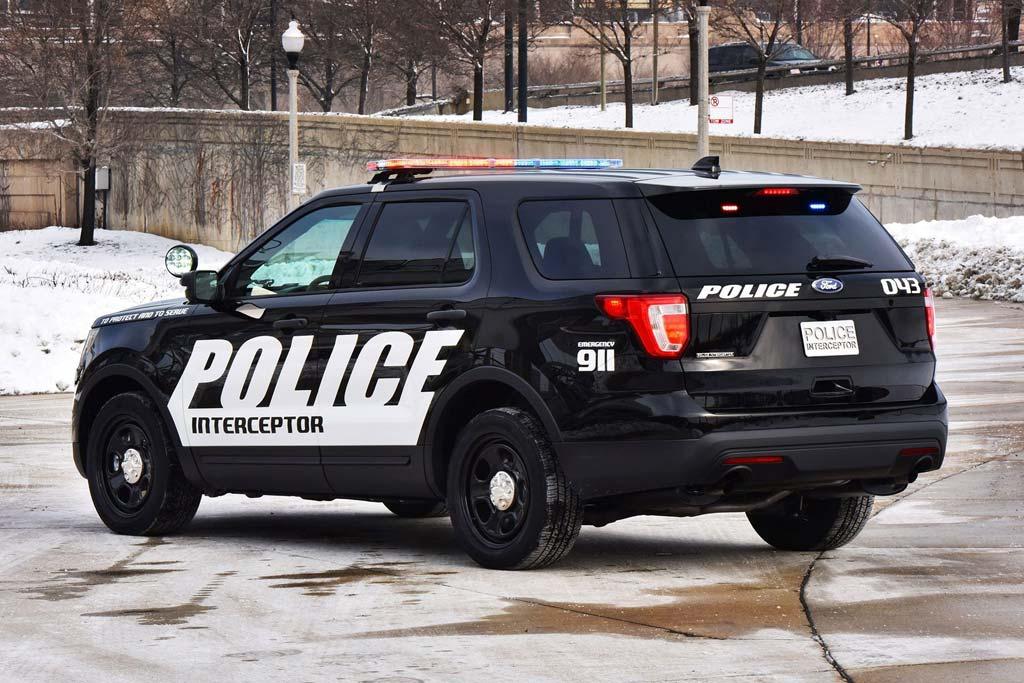 Полицейский Эксплорер