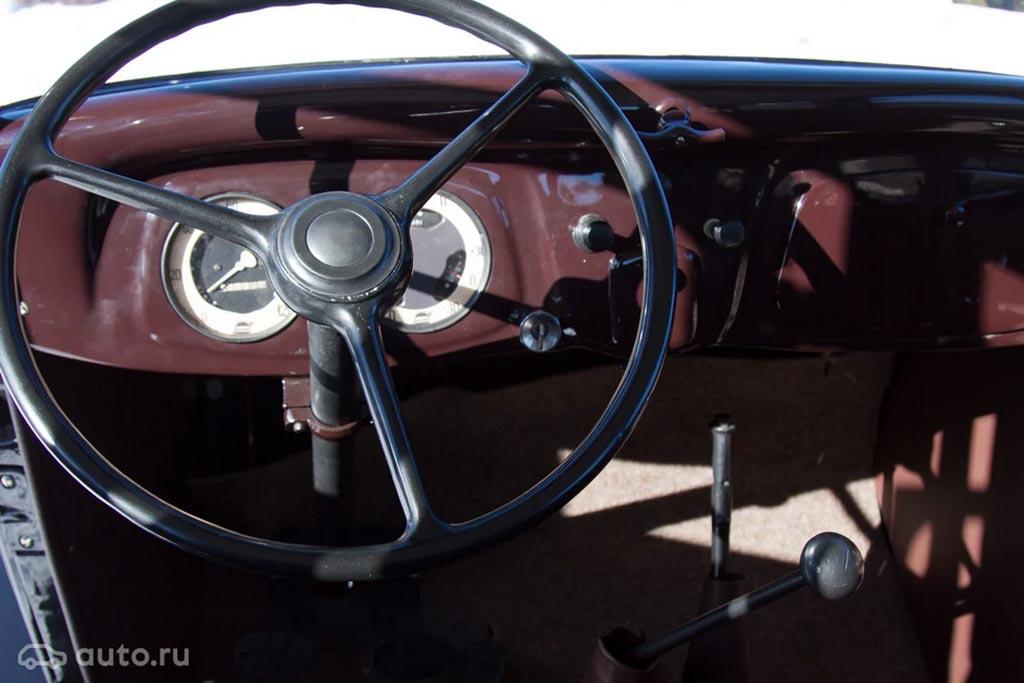Шестиколесный ГАЗ-25