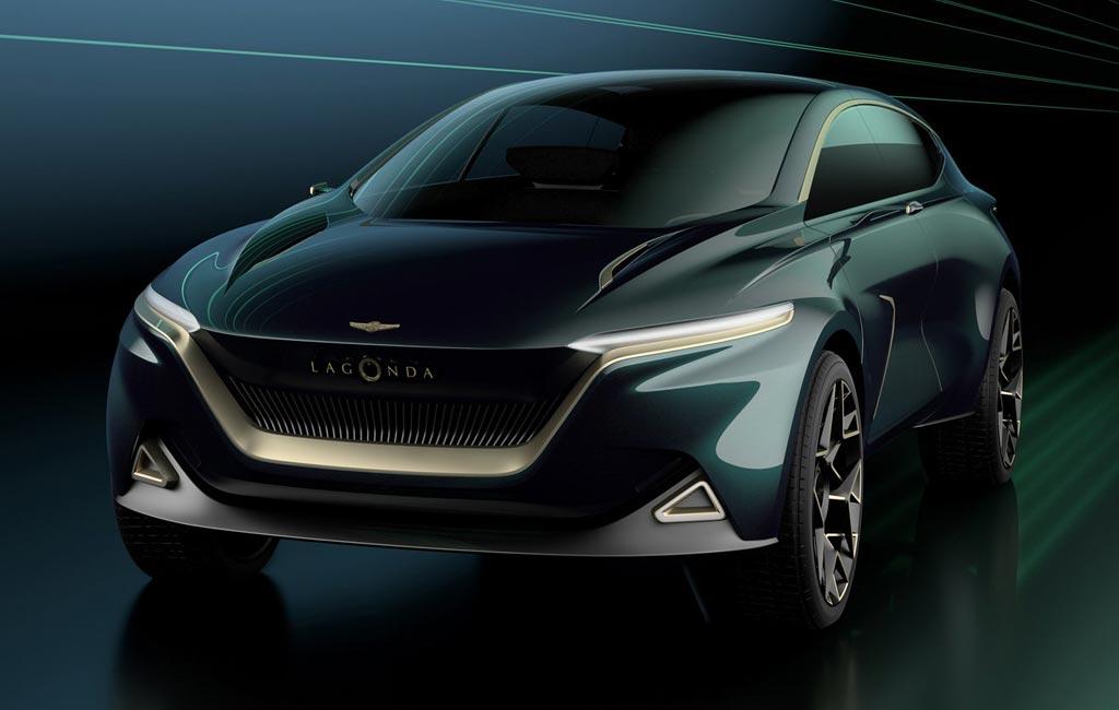 Lagonda All-Terrain Concept