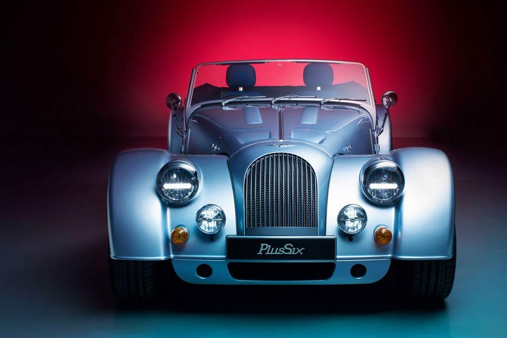 Morgan Plus Six: современные технологии в стиле ретро