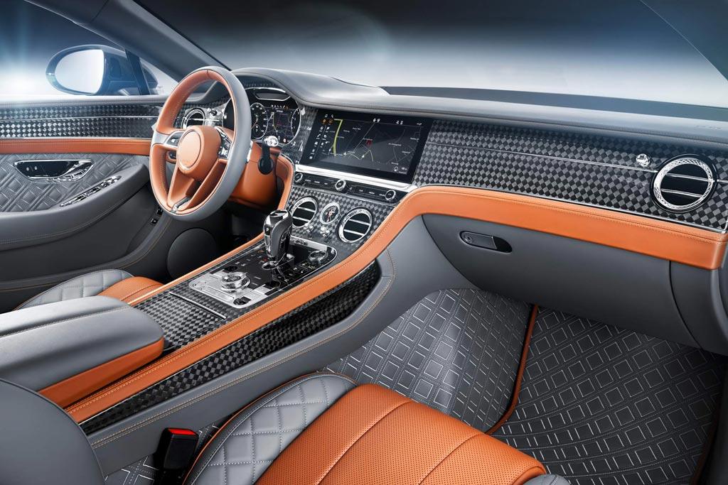 Bentley Continental GT побывал в руках специалистов Startech