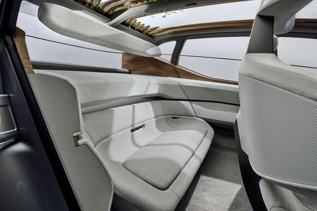 Audi AI:ME: как немцы видят городские электрокары будущего?
