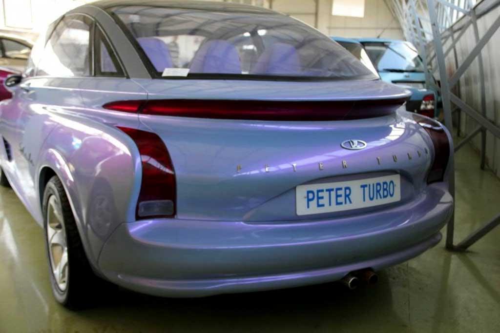Lada Peter Turbo