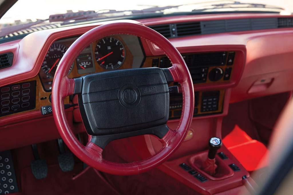 Очень редкий Alpina B7 Turbo Coupe: покупателей ждут на аукционе