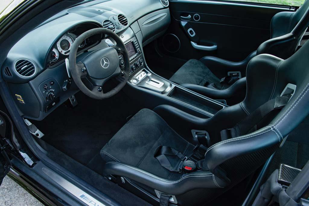 За редкий Mercedes CLK DTM планируют выручить кругленькую сумму