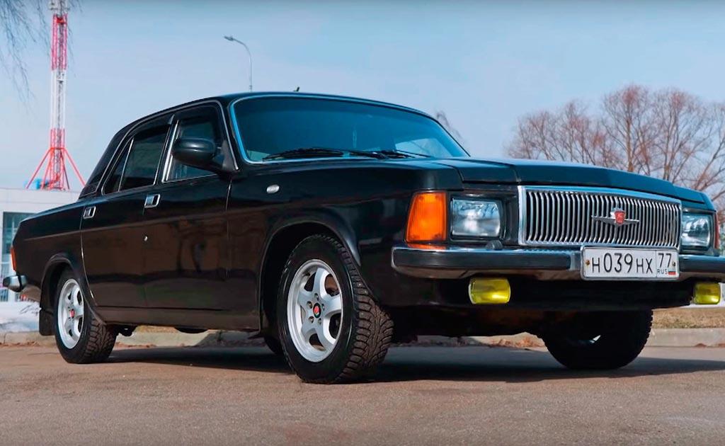 ГАЗ-3102 3RZ-FE