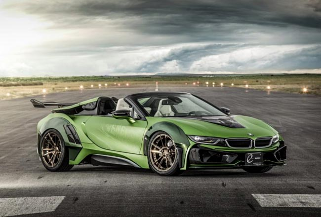 BMW i8 Roadster E.N.ARMY