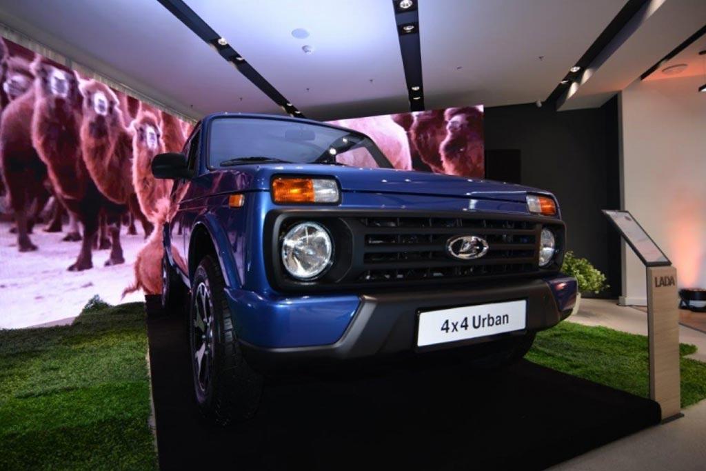 Променяли Европу на Монголию: Lada вышла на новый рынок