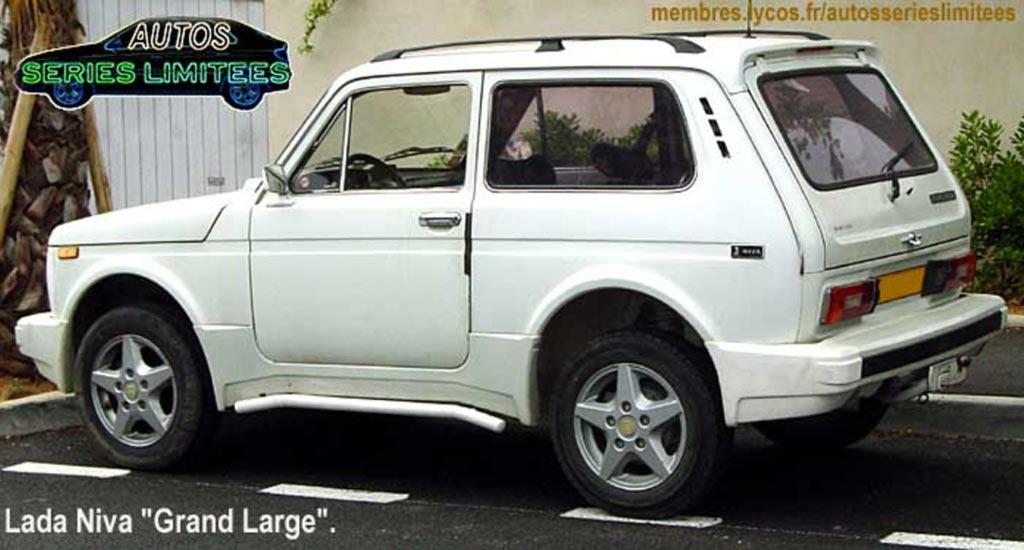 Lada Niva Grand Large
